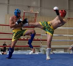 kickboxing martial art