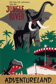disney world attraction posters