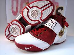 nike lebron james v