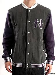 nike saturn fleece varsity jacket