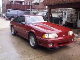 ford mustang 91