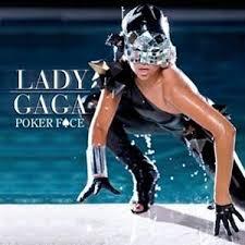 pics of lady gaga poker face