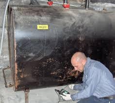 furnace oil tanks