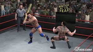 raw vs smackdown 2008 psp