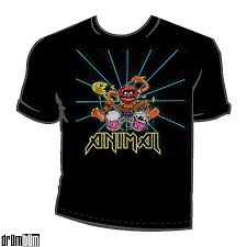 animal muppets tshirt
