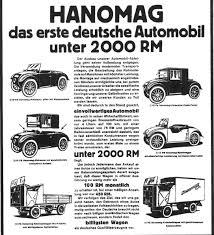hanomag trucks