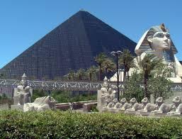 luxor pyramids