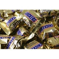 miniature snickers