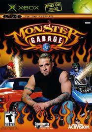 monster garage xbox