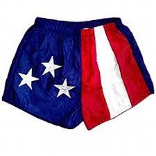 patriotic shorts