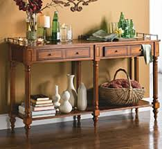 foyer console
