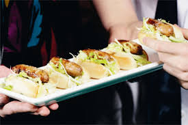 mini hotdogs