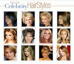 kinds of hairstyles