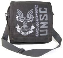 halo messenger bags