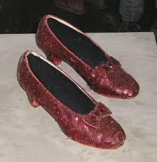 judy garland ruby slippers