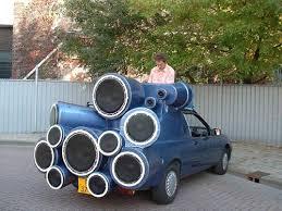 car sub speakers