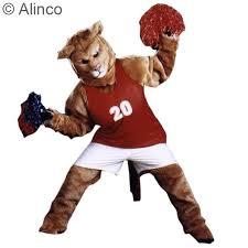 cougar mascot costumes