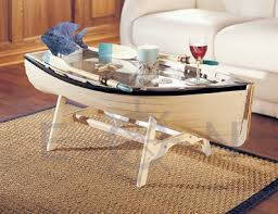 boat coffee tables