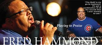 fred hammond albums
