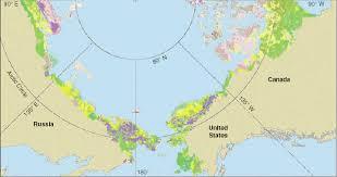 arctic tundra location
