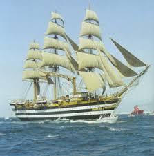 amerigo vespucci ships