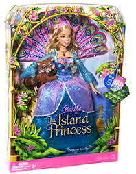 barbie island princess dolls