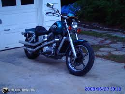 1992 honda shadow 1100