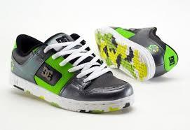 custom dc shoes