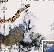 gps satellite maps