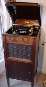 edison record players