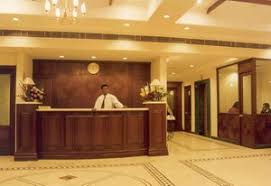 hotel receptions