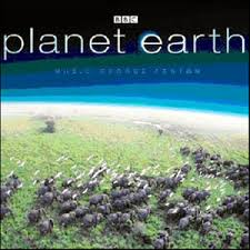 planet earth cd