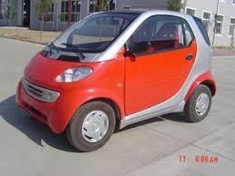 electric car smart