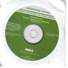operating system cd
