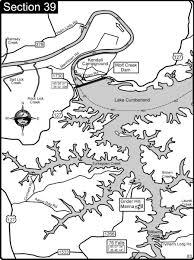 lake cumberland maps