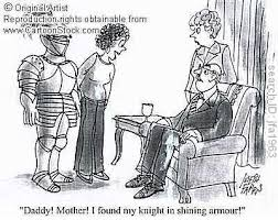 knights in shining armour