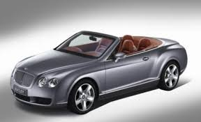 bentley gt continental convertible