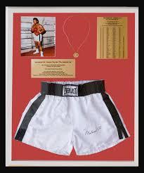 muhammad ali shorts