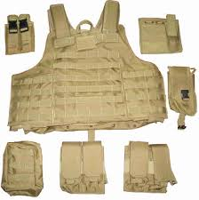new bullet proof vest