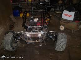 homemade off road go kart