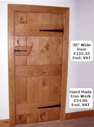 ledge door