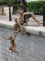sculpture children