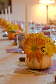 pumpkin wedding centerpiece