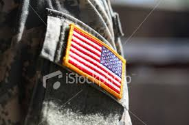 military arm patches