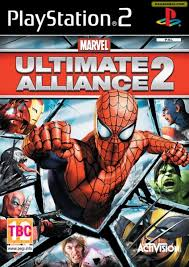 ps2 ultimate alliance