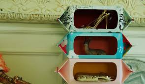 designer shoe boxes