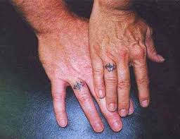 couples love tattoos