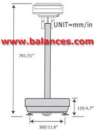 platform balance parts