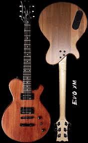 dean evo xm guitar