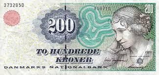 denmark banknotes